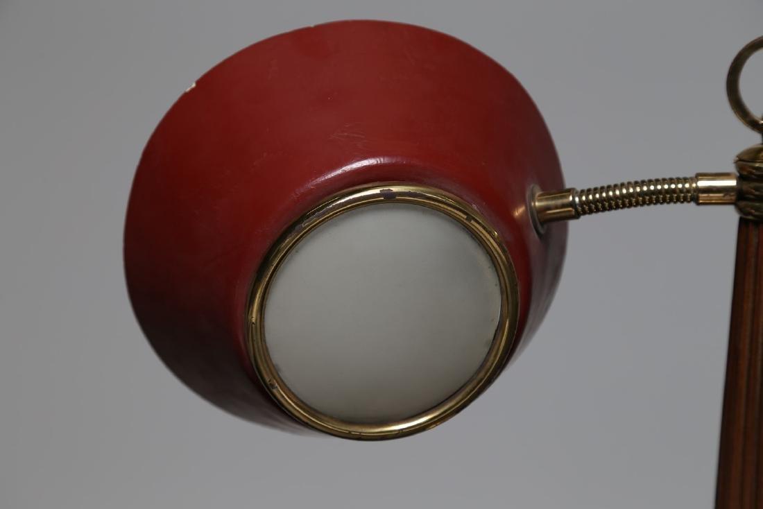ARREDOLUCE  Lampada da tavolo in ottone metallo laccato - 3
