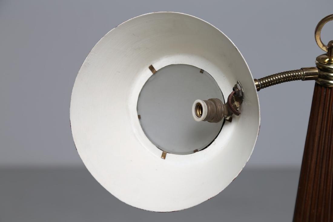 ARREDOLUCE  Lampada da tavolo in ottone metallo laccato - 5