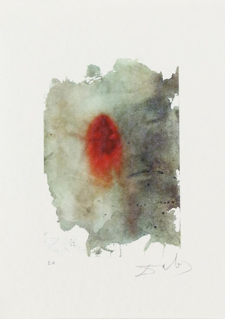 SALVADOR DALI' Cartella contenente 6 litografie. - 7