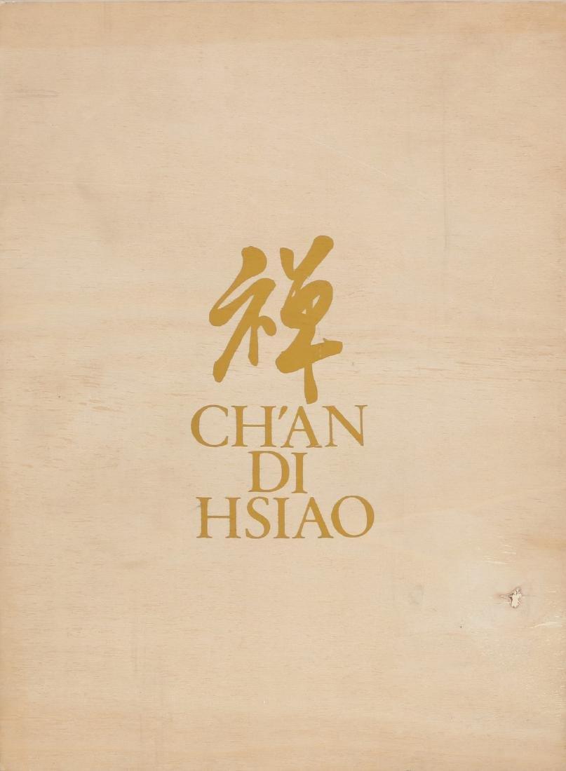 HSIAO CHIN Cartella di n. 7 fogli. Ch'an di Hsiao. .