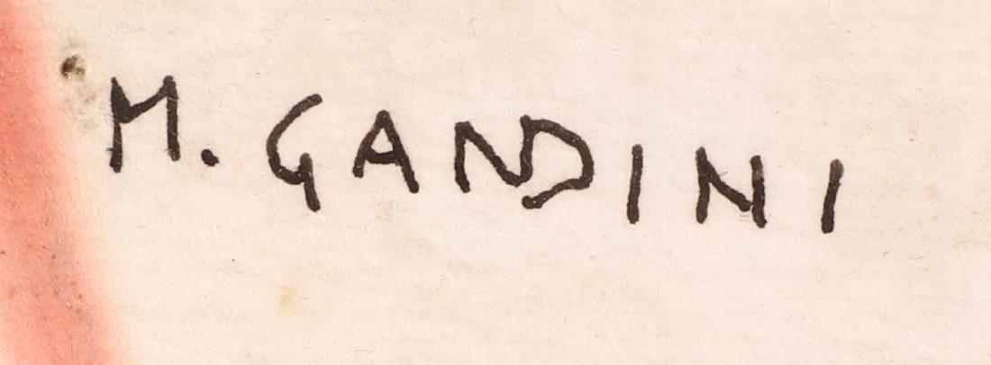 MARCOLINO GANDINI Senza titolo. - 3