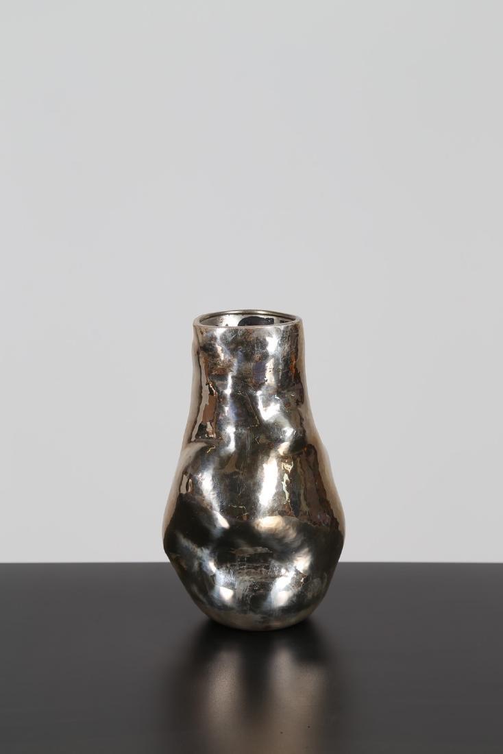 ARRIGO FINZI Vaso in argento, per Argenterie Finzi