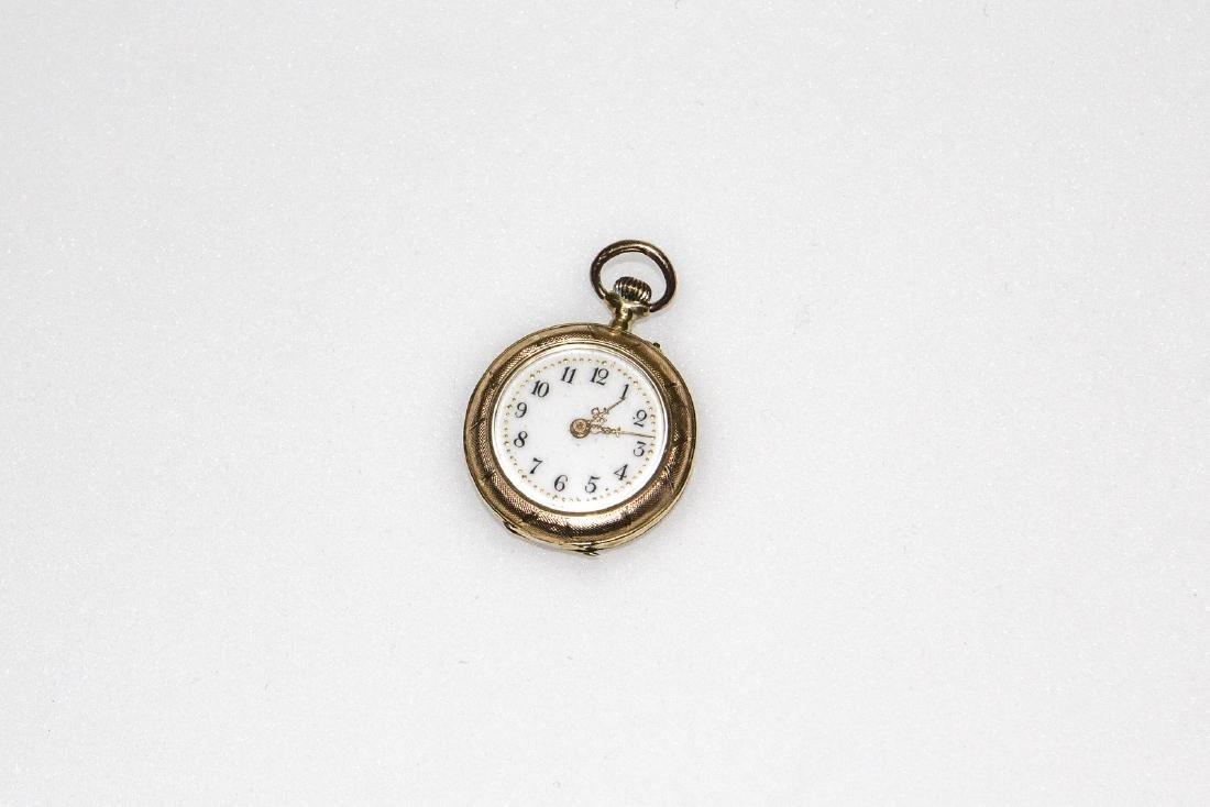 [Nessun Autore] Small pocket watch.