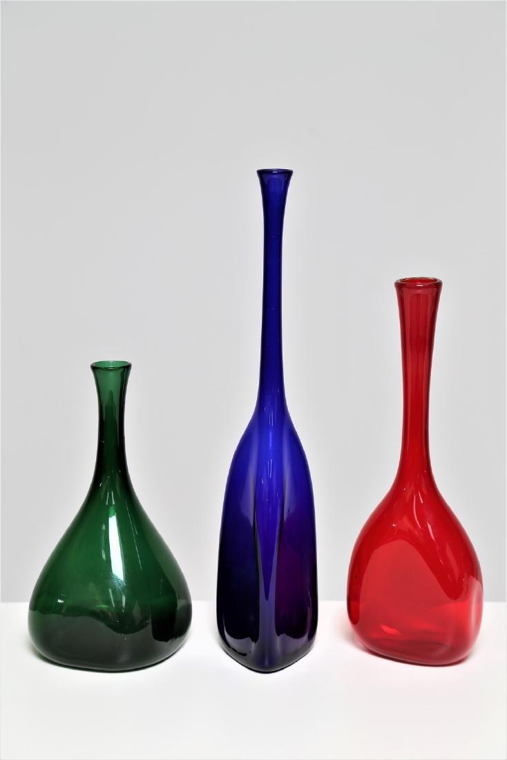 CARLO NASON Tre bottiglie .