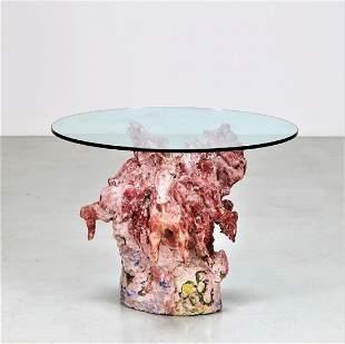 ALIGI SASSU Coffee table - Sculpture.