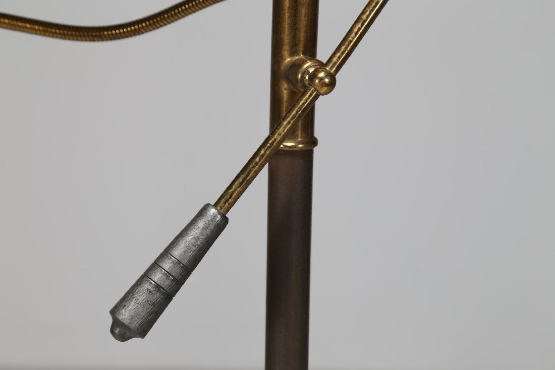 FRANCO BUZZI Floor lamp. - 4