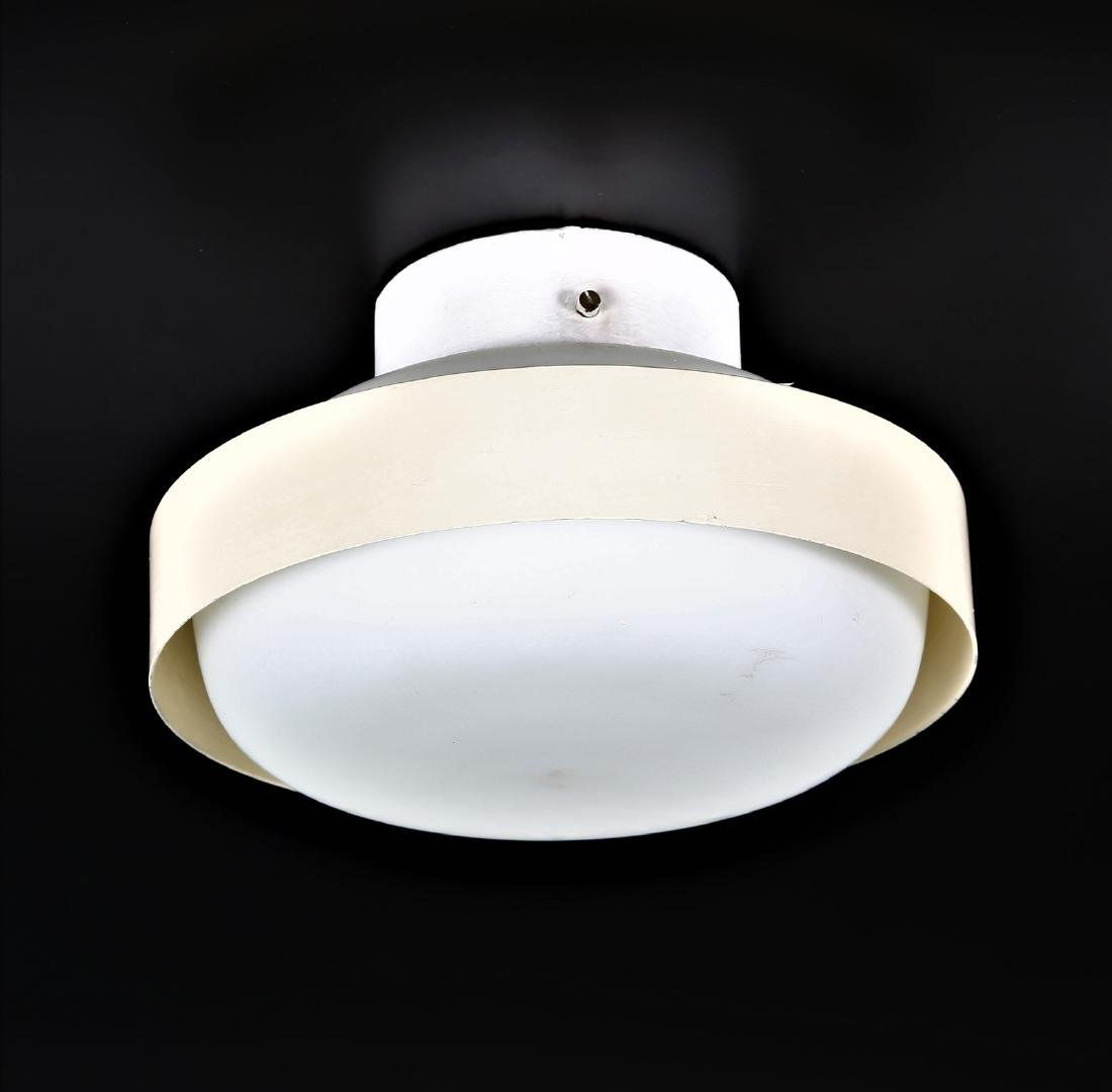 GINO SARFATTI Dome Light. - 2
