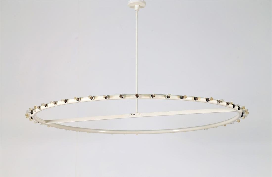 ALVIN  LUSTIG Light fixture.
