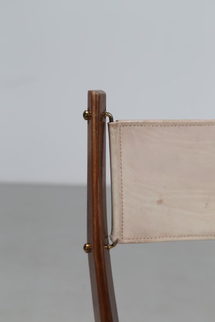 GIUSEPPE AMEDEO GORI Four chairs. - 2