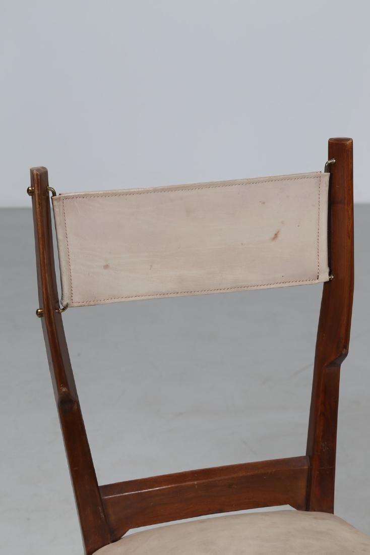 GIUSEPPE AMEDEO GORI Four chairs. - 3