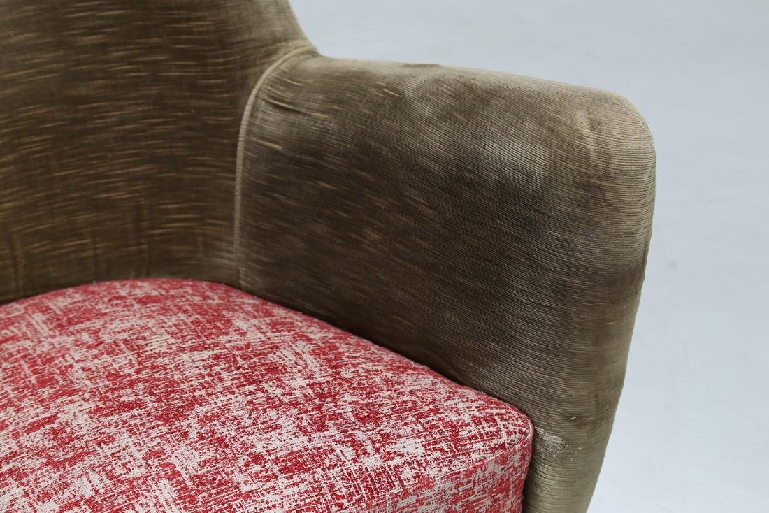 MELCHIORRE BEGA Pair of armchairs. - 5