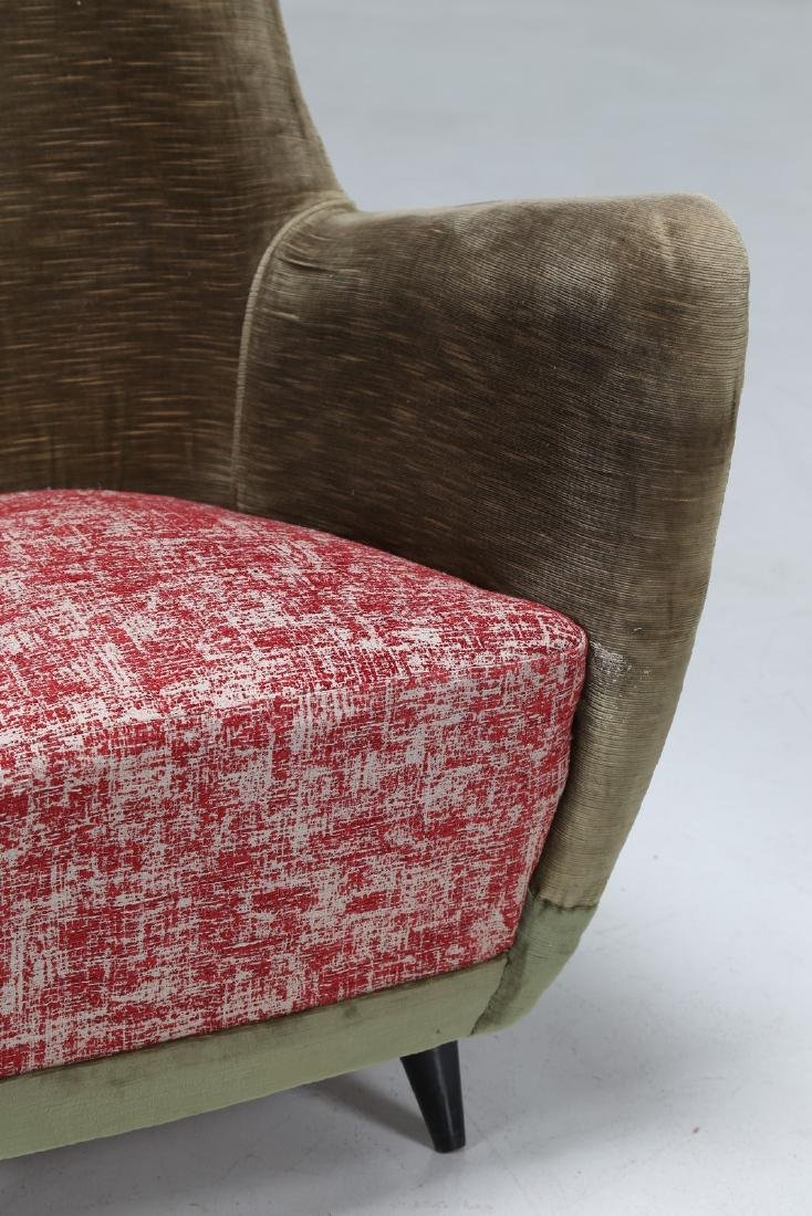 MELCHIORRE BEGA Pair of armchairs. - 8