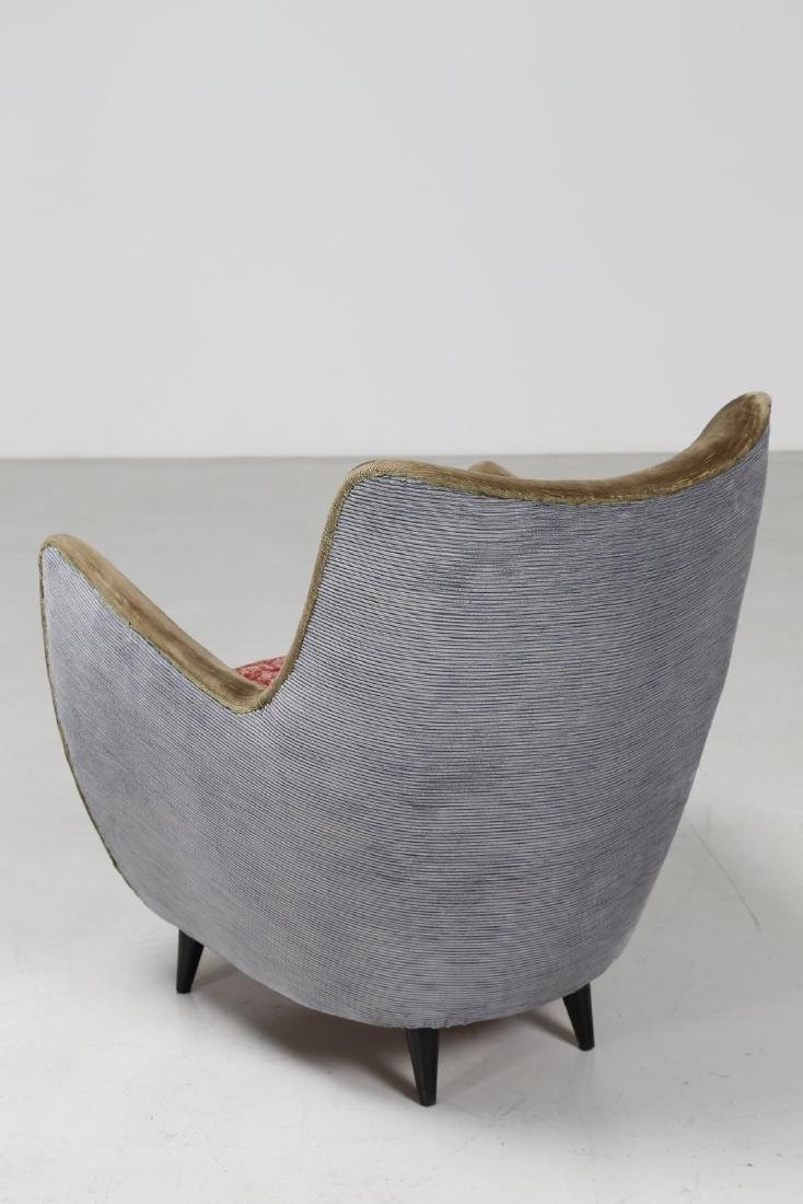 MELCHIORRE BEGA Pair of armchairs. - 9