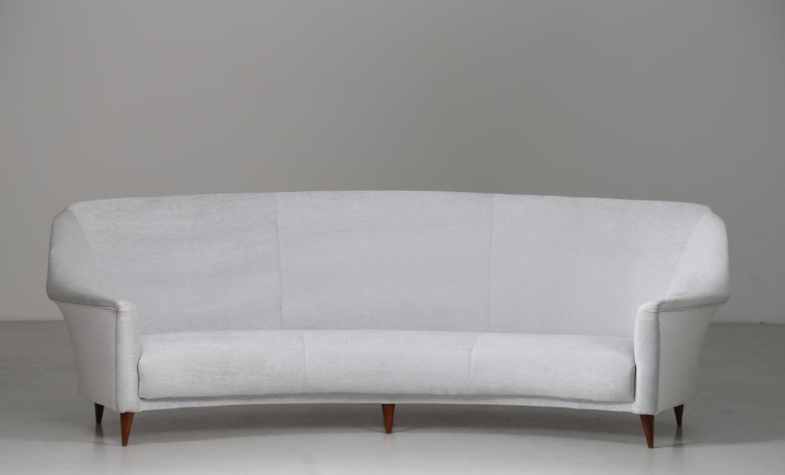 ICO PARISI Sofa. - 2