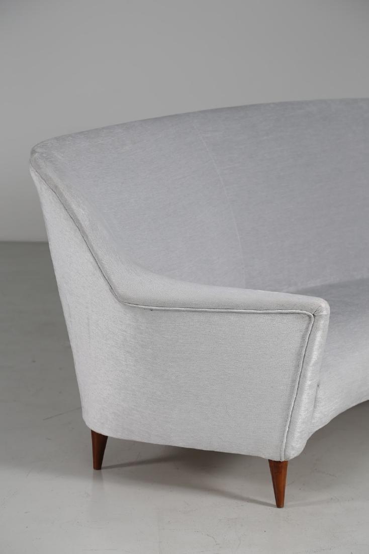ICO PARISI Sofa. - 3