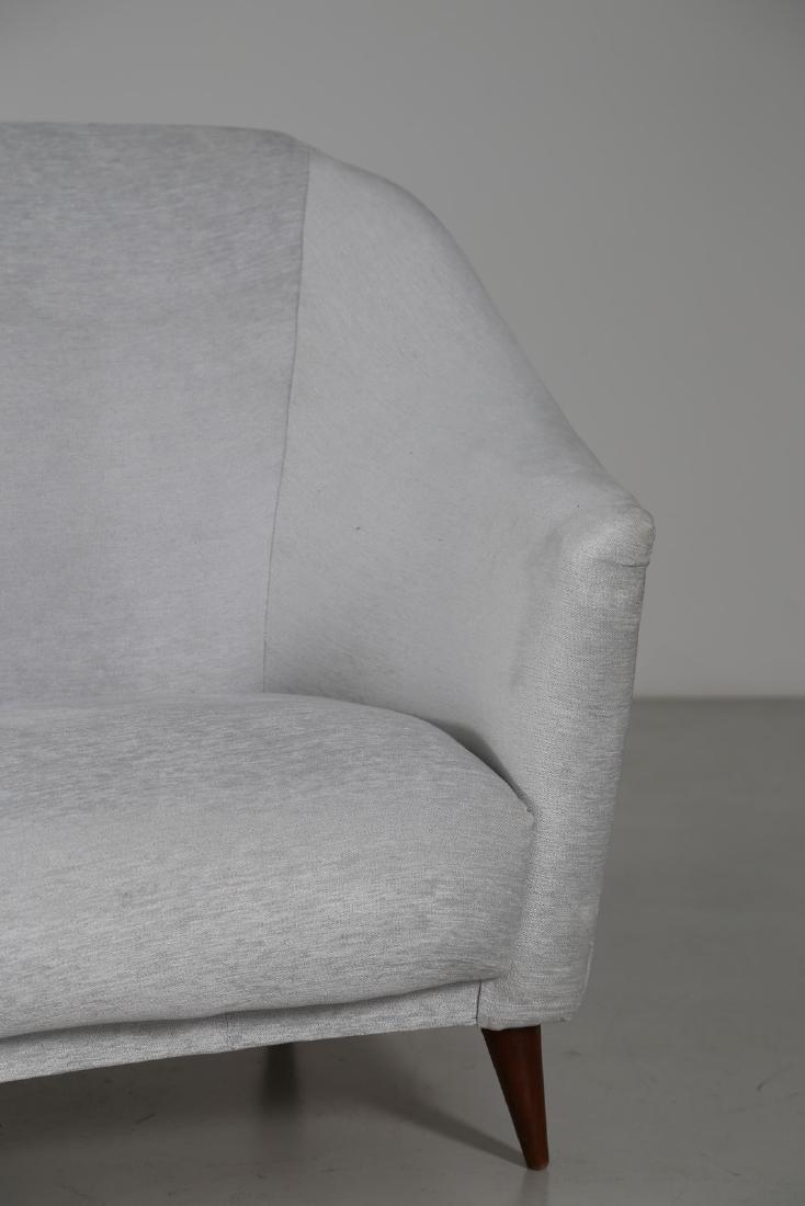 ICO PARISI Sofa. - 4