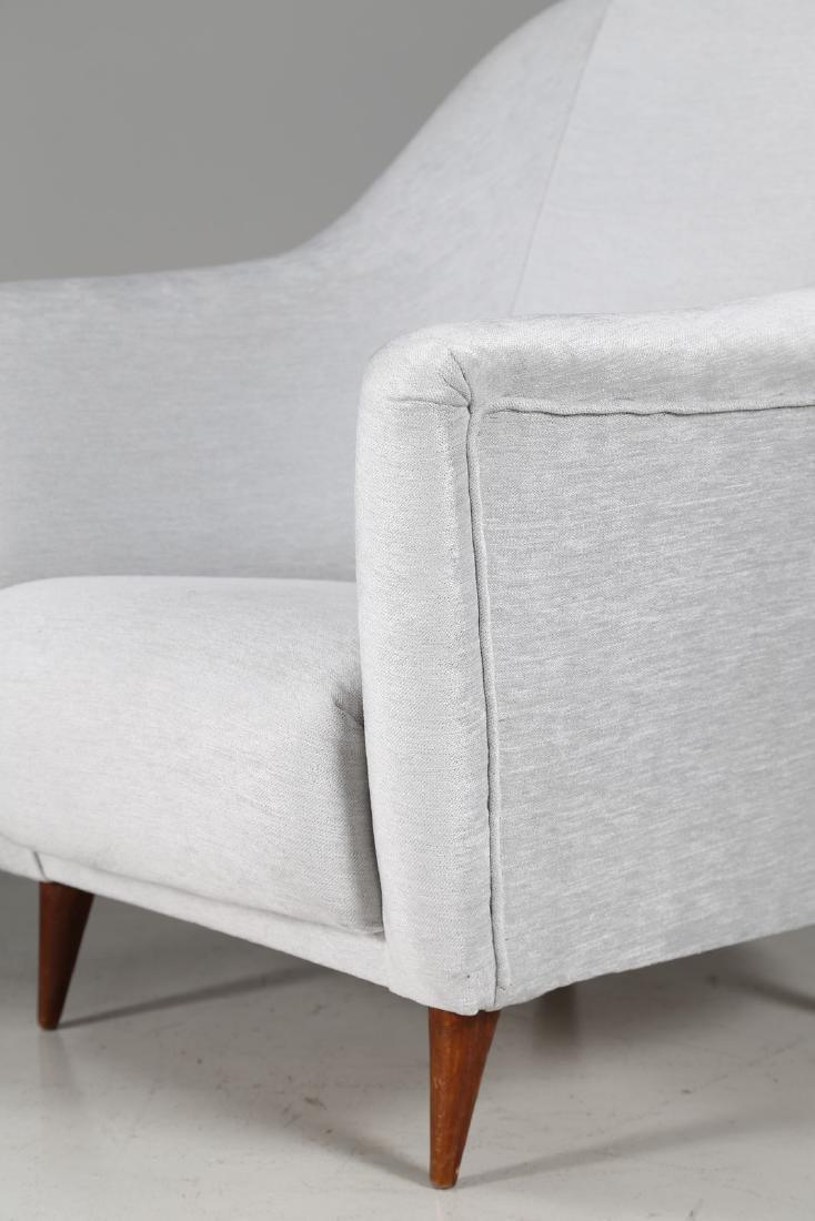 ICO PARISI Pair of armchairs. - 4