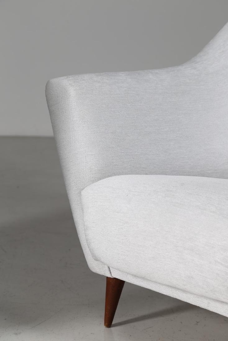 ICO PARISI Pair of armchairs. - 5