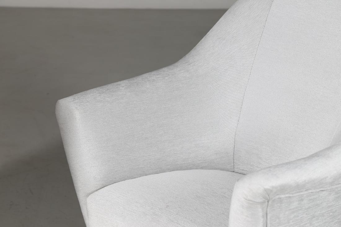 ICO PARISI Pair of armchairs. - 7