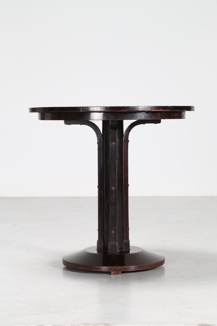 JOSEF HOFFMANN Small table. - 2