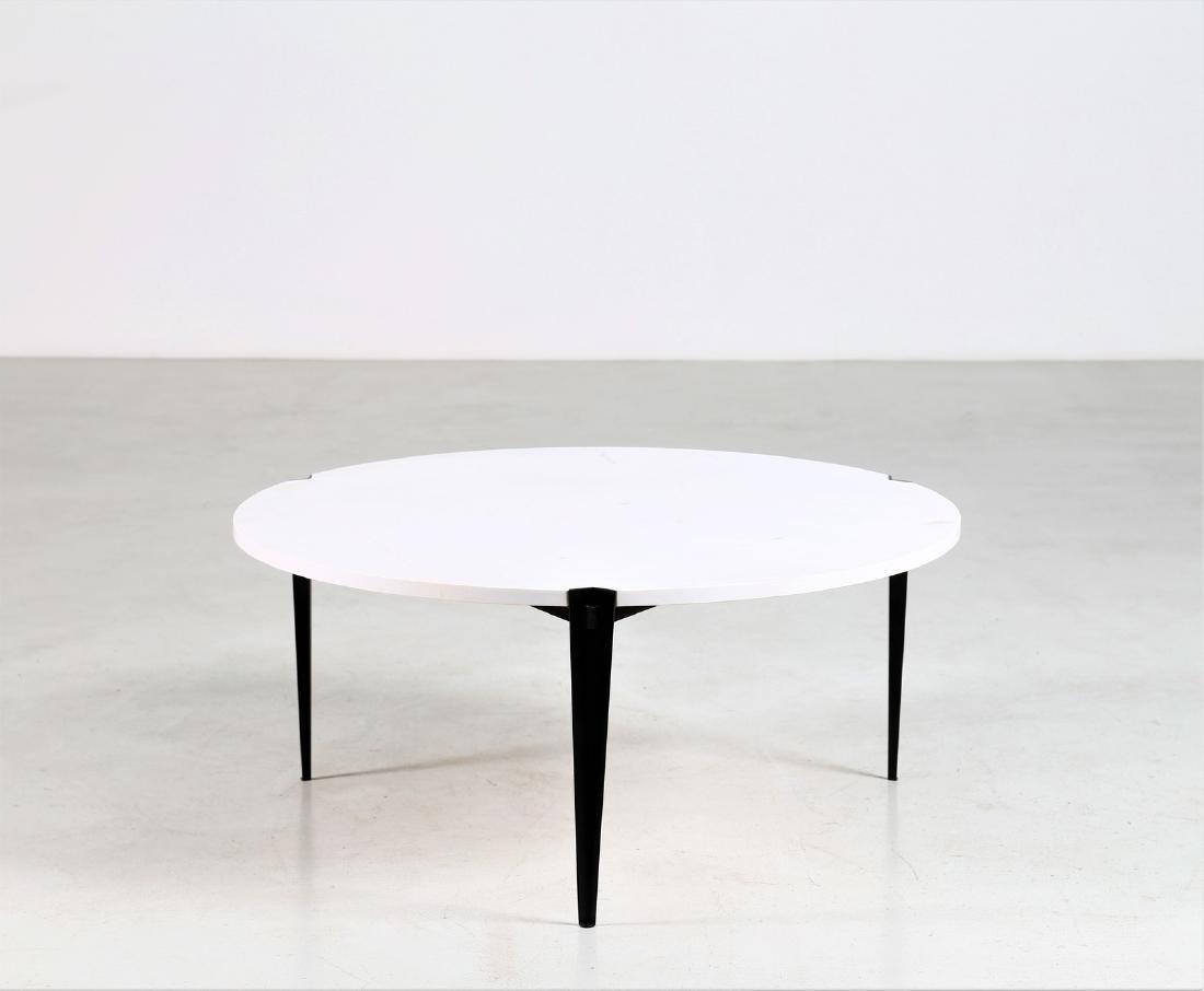 OSVALDO BORSANI Round small table.