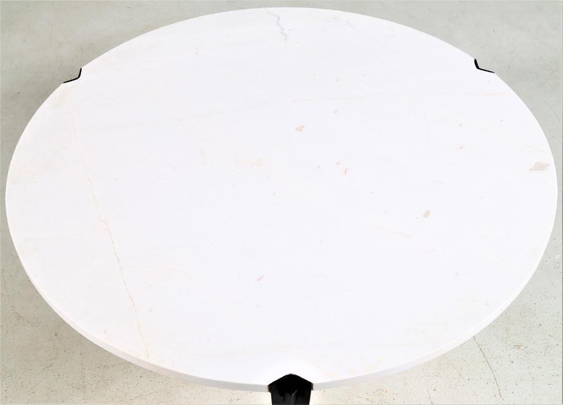 OSVALDO BORSANI Round small table. - 5