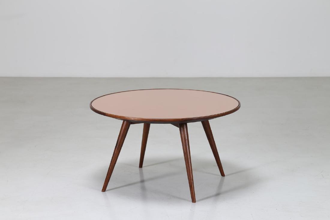 GIO' PONTI Small table.