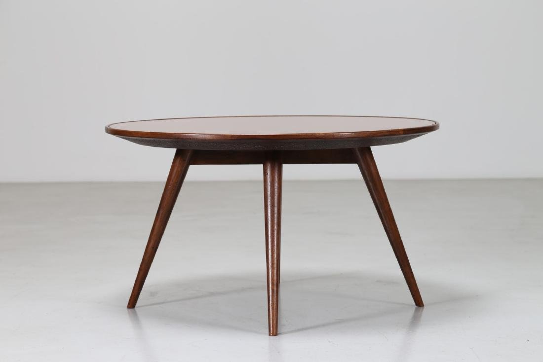 GIO' PONTI Small table. - 2