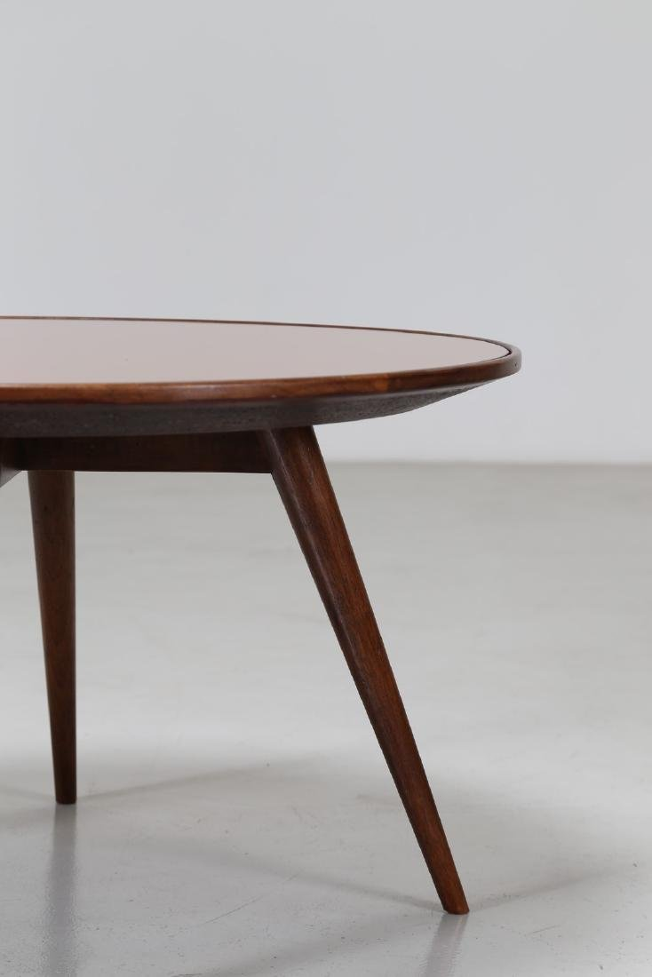 GIO' PONTI Small table. - 3
