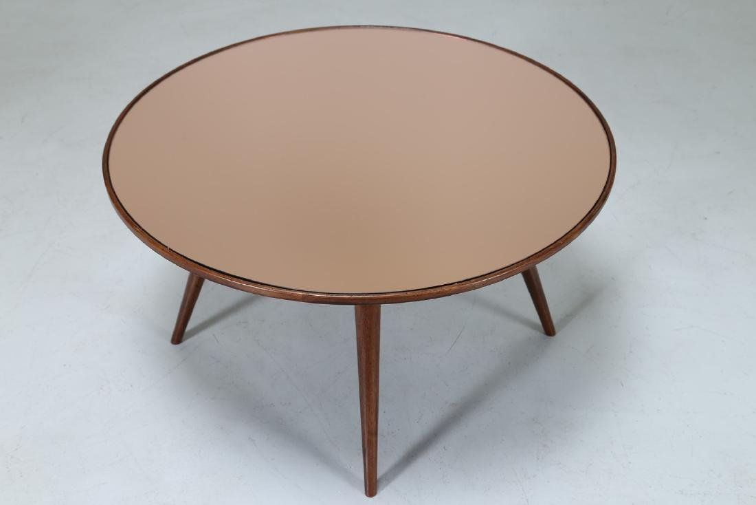 GIO' PONTI Small table. - 4