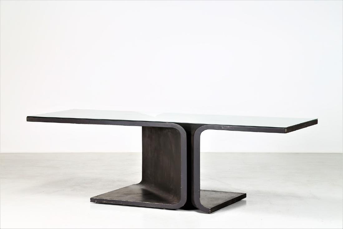 CLAUDIO SALOCCHI Table.