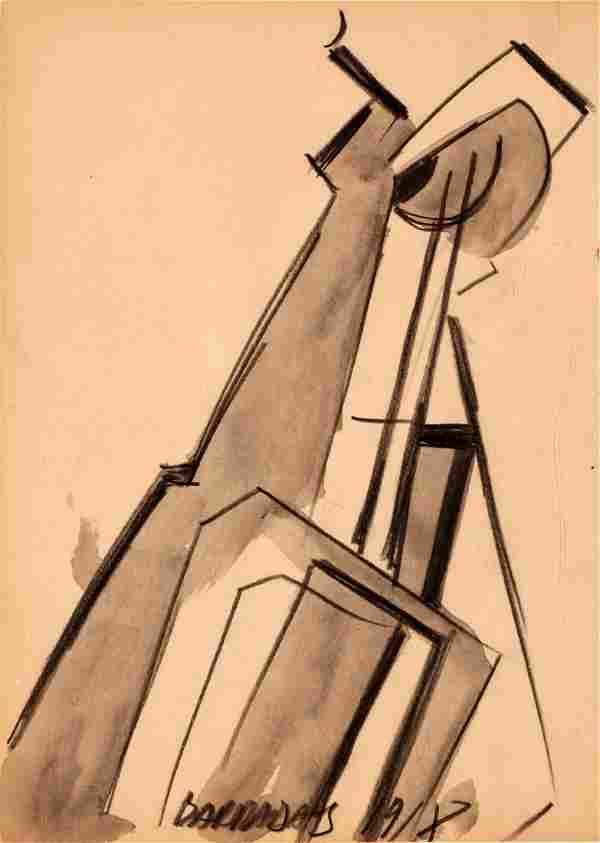 RAFAEL BARRADAS Untitled.