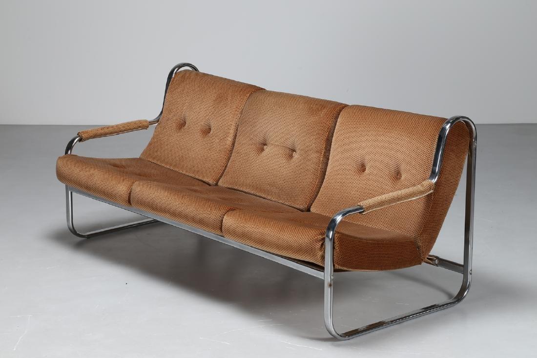 MANIFATTURA ITALIANA  3-seater sofa.