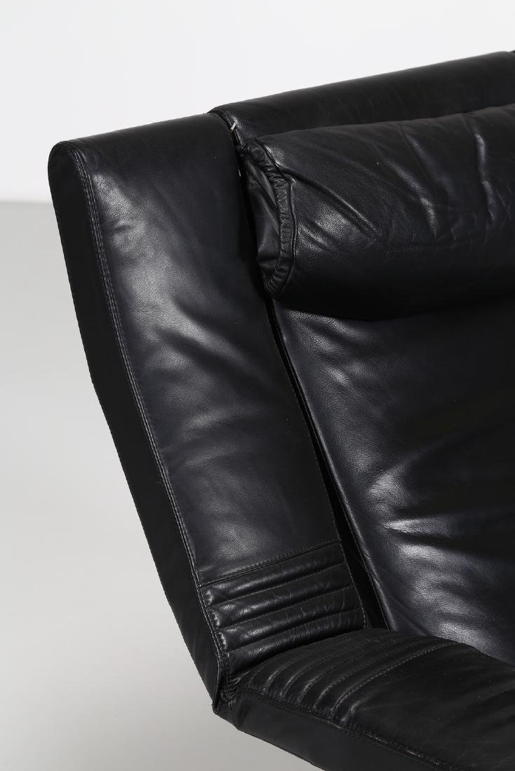 G.P.VITELLI E T.AMMANATI  Recliner armchair in metal - 5