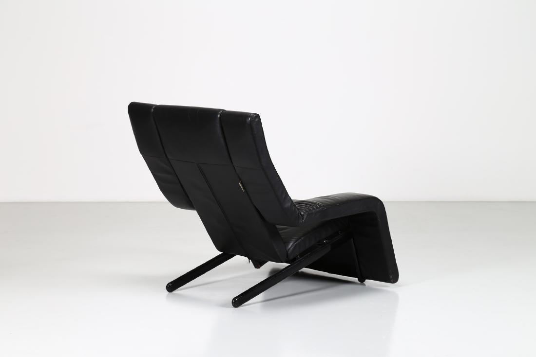 G.P.VITELLI E T.AMMANATI  Recliner armchair in metal - 8
