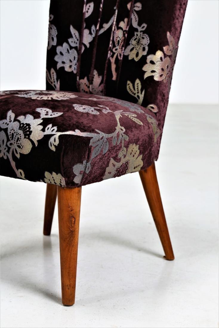 OSVALDO BORSANI Pair of armchairs. - 4
