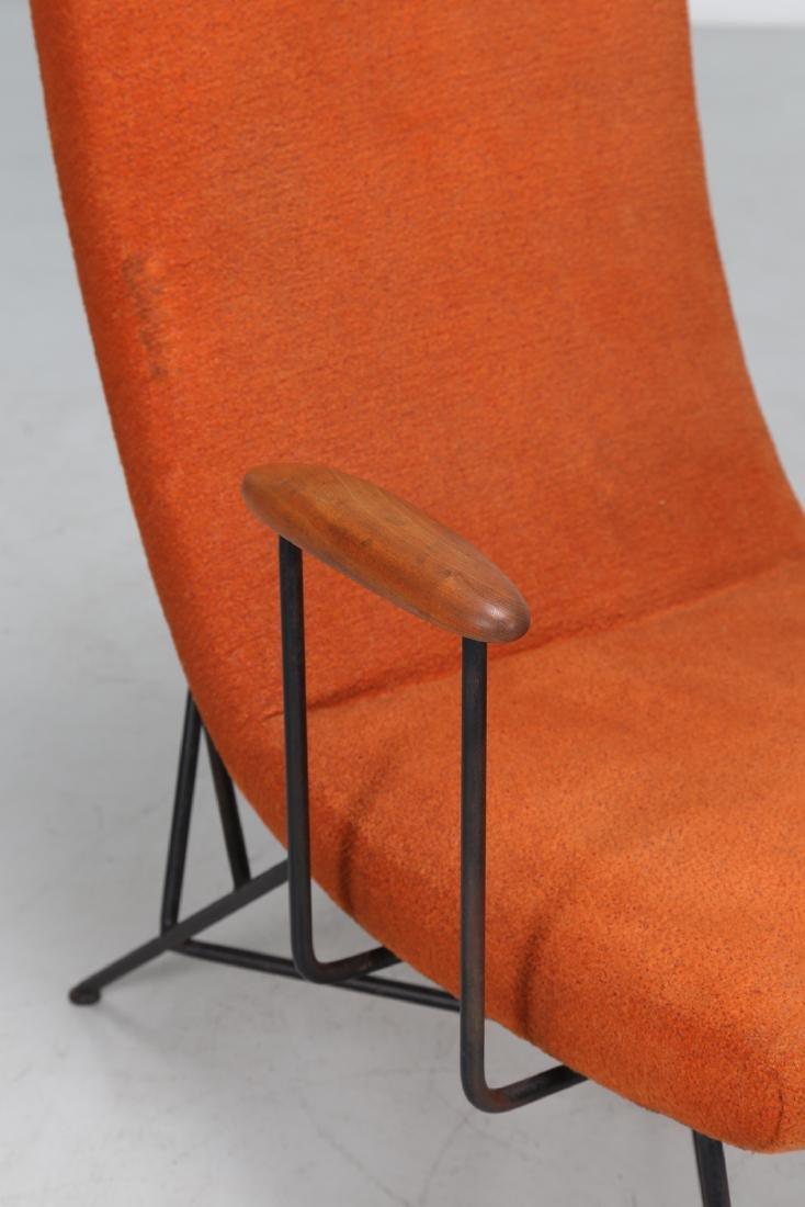 MANIFATTURA ITALIANA  Pair of armchairs. - 10