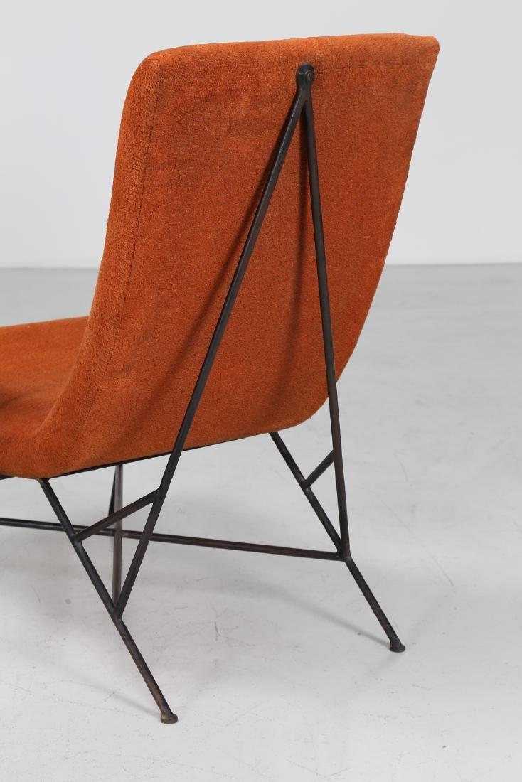 MANIFATTURA ITALIANA  Pair of armchairs. - 9