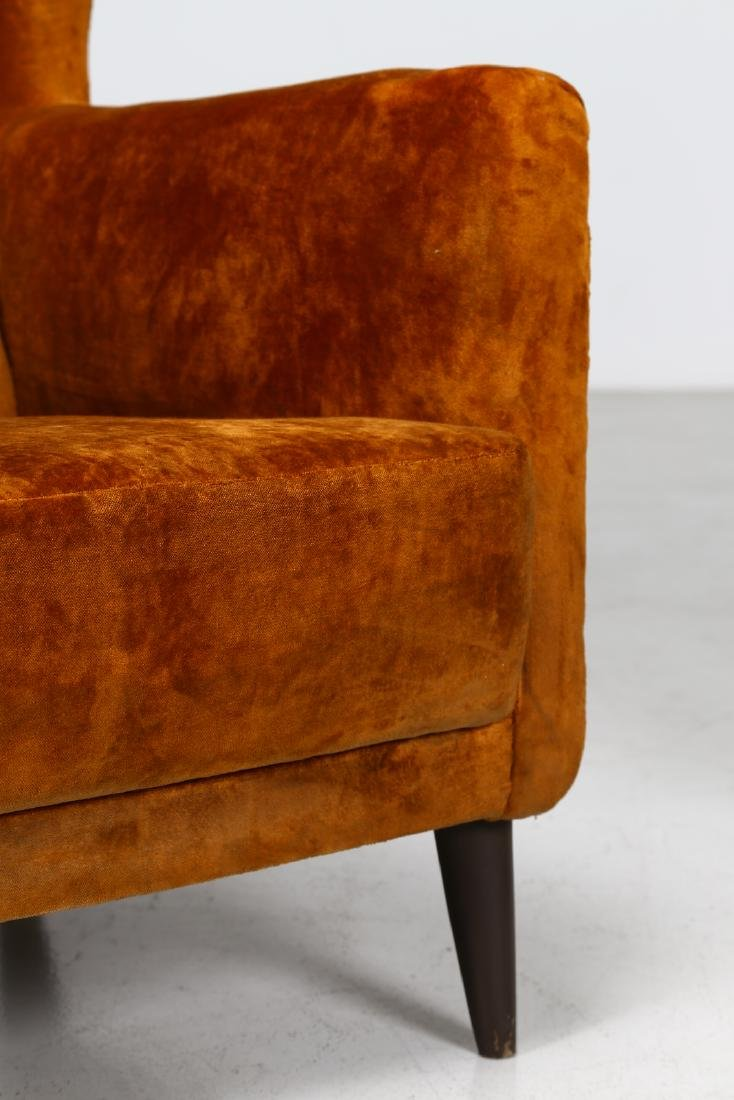 PAOLO CHIOLINI Pair of armchairs. - 7