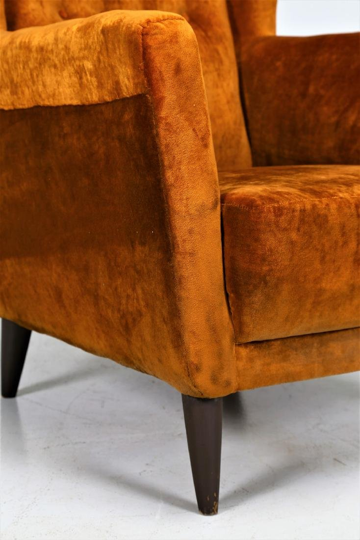 PAOLO CHIOLINI Pair of armchairs. - 9