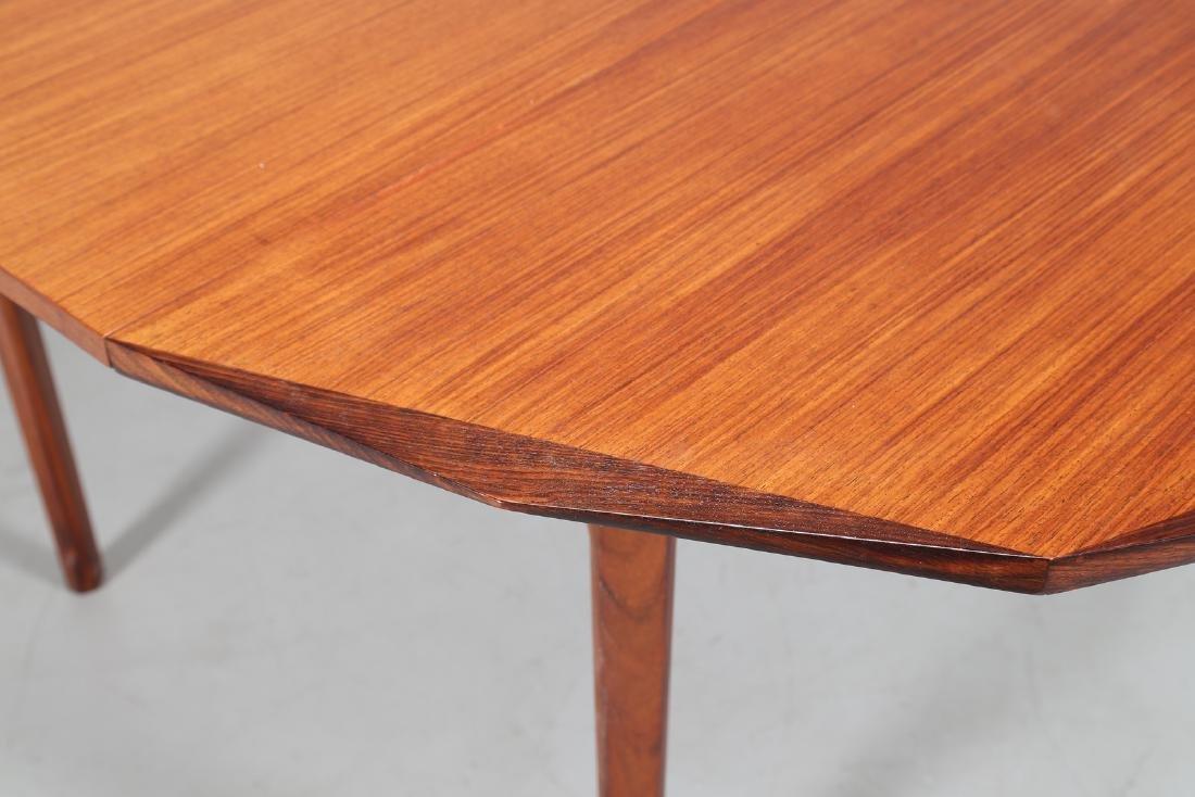 MANIFATTURA ITALIANA  Round extending table in - 4
