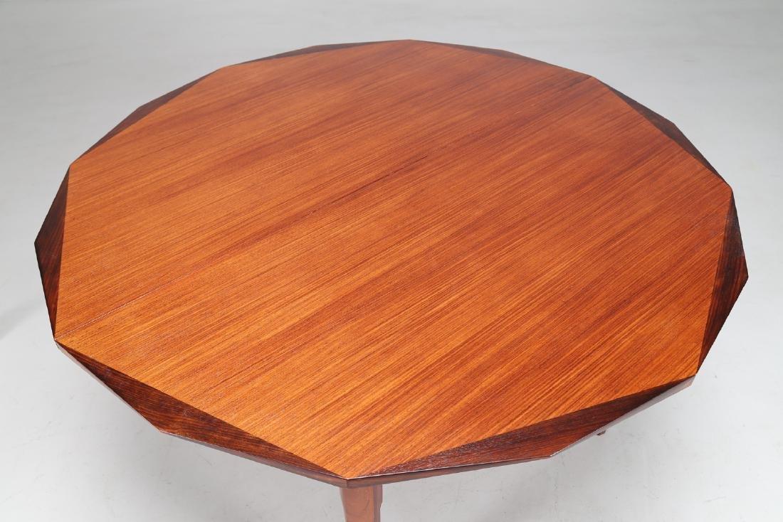 MANIFATTURA ITALIANA  Round extending table in - 5