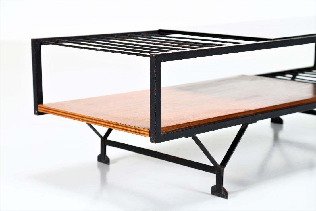 MANIFATTURA ITALIANA  Coffee table in wood, lacquered - 2