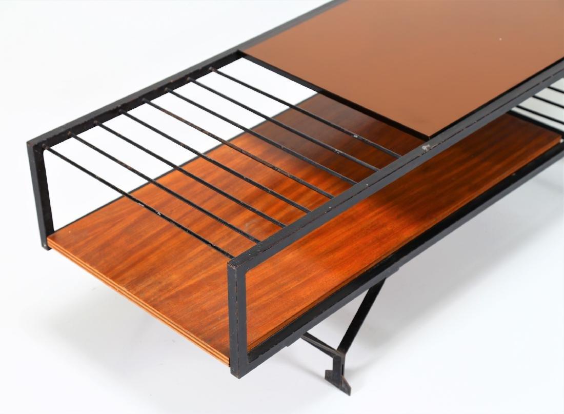 MANIFATTURA ITALIANA  Coffee table in wood, lacquered - 4