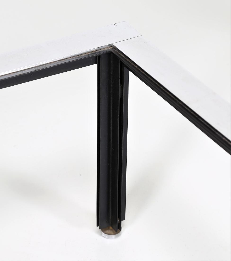 LUIGI CACCIA DOMINIONI Pair of small tables in - 4