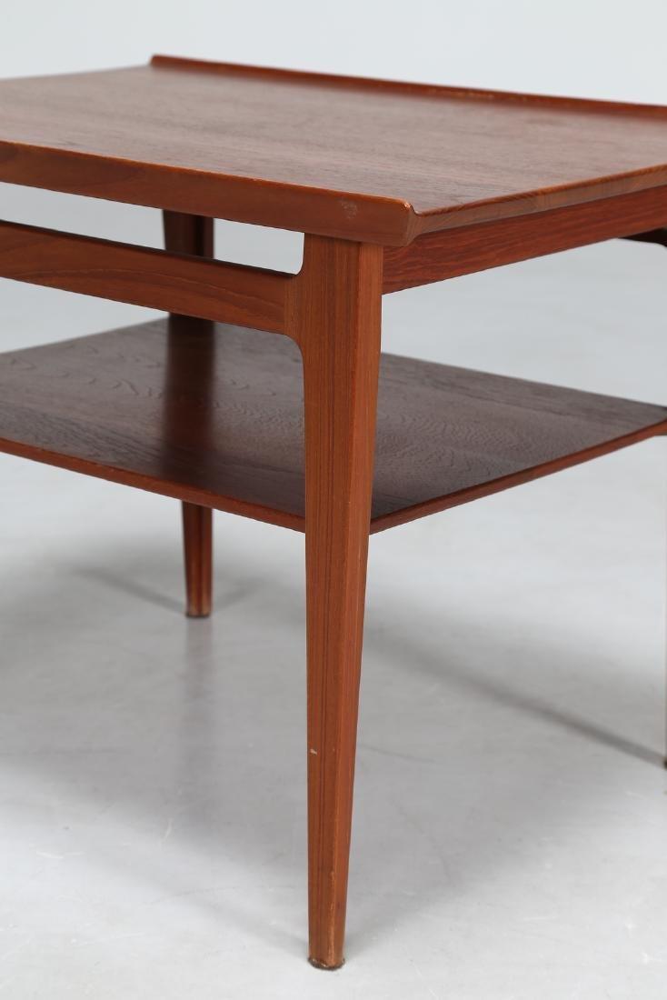 FINN JUHL Teak coffee table by France & Søn, 1950s. - 3