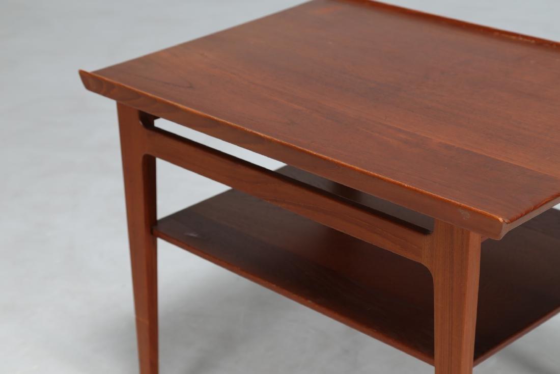 FINN JUHL Teak coffee table by France & Søn, 1950s. - 4