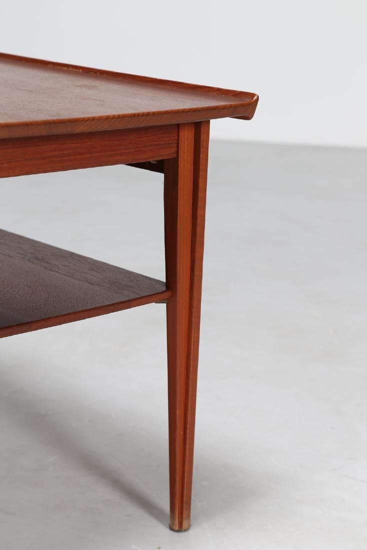 FINN JUHL Teak coffee table by France & Søn, 1950s. - 5
