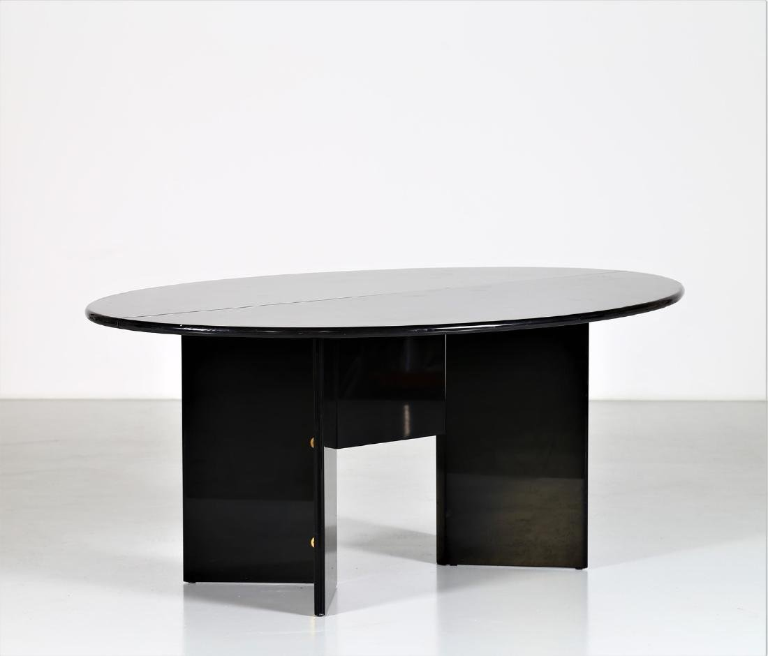 KAZUHIDE TAKAHAMA Console table in lacquered wood,