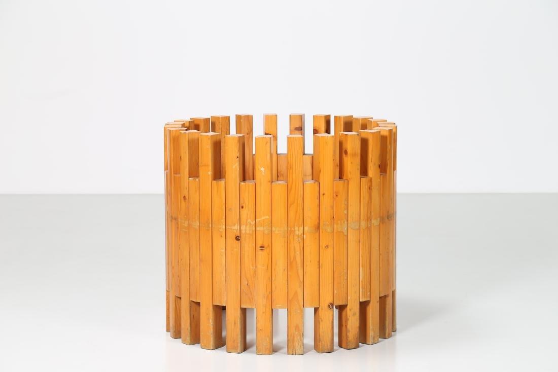 MANIFATTURA ITALIANA  Table base in Austrian pine,